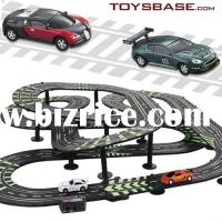 China two floor emulation wooden toy parking garage (play toys) on sale