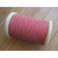 China ETFE  FEP PFA Extruded High Frequency Litz Wire 0.02 - 0.5mm With Flame Retardant on sale