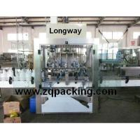 Cheap bleach filling machine (corrosive liquid filling machine for sale