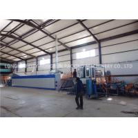 China Diesel Fuel Egg Tray Production Line Pulp Moulding Machine 50HZ on sale