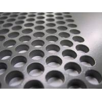 China Inconel Perforated Sheet on sale