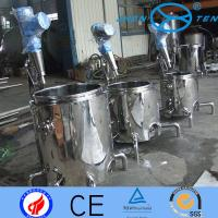 Cheap Cold  Hot Chemical Liquid Mixing Tanks With Agitators 50L - 10T for sale