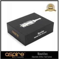 Cheap Wholesale Aspire Nautilus Clearomizer with Bottom Dual Coil for sale