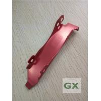 Brass Automotive Custom Metal Stampings Red parts 0.05-10.0mm