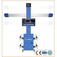 Cheap Automatic 3D Wheel Aligner Machine Tire Balancing With Multi Languages Database for sale
