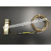 Buy cheap Encapsulated Brass Coil Heater With Thermocouple For Hot Runner System from wholesalers