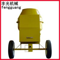 Cheap FA 2 wheels 600L Portable mimi cement mixers with water cooled diesel engine for sale