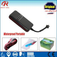 China TR07 Original Waterproof Portable sim card manual gps vehicle tracker on sale
