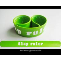 Cheap Hot-selling Promotional Customized Logo Printed Reflevtive Slap Wristband for sale
