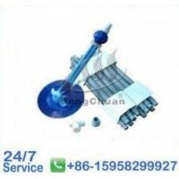 China 12 Pieces Spiral Wound Hoses, Vacuum Hose Reel , Swimming Pool Cleaner - T493 on sale