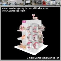 Cheap 12 movable pads bangle watch collection box exhibition for sale