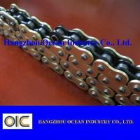 Buy cheap 520 X Ring Motorcycle Chain With Black Inside Yellow Outerside from Wholesalers