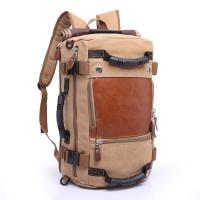 Stylish Travel Large Capacity Backpack Male Messenger Shoulder Bag Computer Backpack Men Multifunctional Versatile Bag