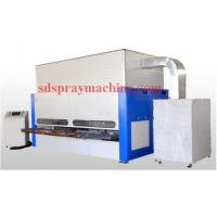 Buy cheap 5 Axis Automatic Wooden Door painting Machine,with two spray guns,high from wholesalers