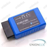 Cheap Wireless Bluetooth OBD Diagnostic Interface Auto Code Reader for sale