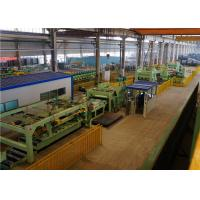 Cheap Carbon Steel Cut To Length Line Machine Professional High Degree Automation for sale
