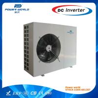 Cheap High Efficiency EVI Heat Pump Air Source For Heating Or Cooling or DHW for sale