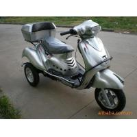 Cheap Air Cooled 3 Wheel Electric Disabled Scooters With 4 Stroke for sale