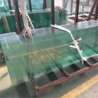 China Australia standard 10mm Clear Tempered safety Glass for residential Frameless Shower Screens Enclosures on sale