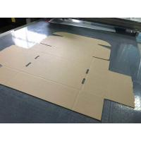 Buy cheap Flute Corrugated Sample Cutter Packaging paper carton sample Maker Plotter from wholesalers