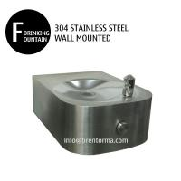 Cheap WDF5 Stainless Steel Water Dispenser Wall Mounted Drinking Fountain for sale