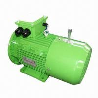 Three phase synchronous brake electric motor with to for Abc electric motor repair