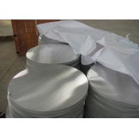 Extrusion Clean Mill Finish Continuous Casting Aluminum Disk Blanks For High Pressure Cookware