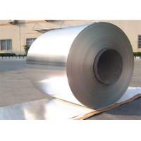 China Industrial Mill Finish Aluminum Coil High Thermal Conductivity For Electrical / Construction on sale
