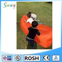 Cheap Popular Hangout Laybag Inflatable Structures Inflatable Colorful Sofa for sale
