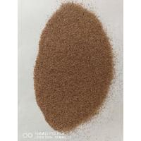 China Sharp And Effective Water Jet Cutting Garnet Sand Pink Color For Glass Cutting on sale