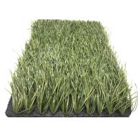 Cheap 60mm Pile Fifa Artificial Turf Grass PE Mono - Filament Good Water Permeability for sale