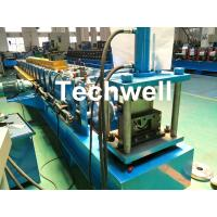 Cheap Durable Seamless Gutter Machine With Welded Wall Plate Structure Forming Structure for sale
