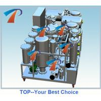 Cheap Waste engine oil refinery machine,without clay,oil recycling,regeneration,protect the environmental for sale