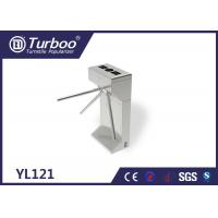 304 Stainless Steel Rfid Barrier Gate