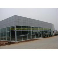 Cheap Frame Steel Structure Multi Storey Pre Engineered Steel Buildings For Project for sale