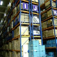 Cheap 20 years of historical experience Reliable fastness Selective Pallet Rack for sale