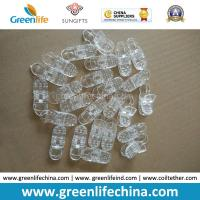 Buy cheap PC Material Transparent Clear Big Alliagator Clips 37x13MM from wholesalers