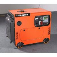 Cheap small generator 5kw Super silent diesel generator single phase ait cooling hot sale for sale