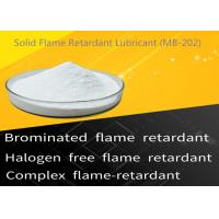Cheap Flame Retardant Compounds Solid Flame Retardant Lubricant MB-202 for sale