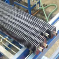 Buy cheap Carbon Steel Boiler Spare Parts Economizer H Fin Tube , Double H / HH Fin Pipe from wholesalers