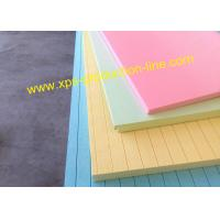 XPS Extruded Styrofoam Sheets 1200 * 600 * 25mm For Cold Storage Concrete Floor Slabs