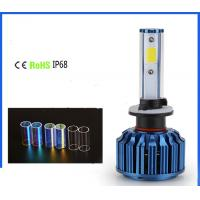 Buy cheap auto parts,C6 led hot Super white LED headlight H4 9004 H1 H3 9005 9006 881 H7 headlight bulb from wholesalers