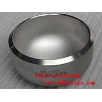 Buy cheap ASTM 860/ ASME SA 860 high-strength low alloy steel WPHY 60   butt-welding cap from wholesalers