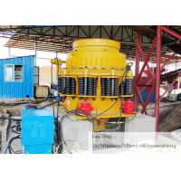 China CE ISO 2500tpd Tracked Stone Cone Crusher For Concrete Mixing Mining Coal on sale
