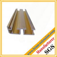 copper alloy channel extrusion section of window and door