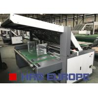 China 1300mm Semi Type Flute Laminator Machine For 3 Ply Corrugated on sale