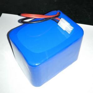 Cheap 12.8V LiFePO4 26650 10Ah battery pack including PCM light solar UPS for sale