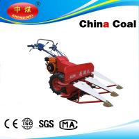 Cheap handheld paddy reaper machine for grain for sale