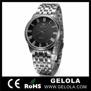 Quality Luxury Quartz Stainless Steel Watch Men wholesale