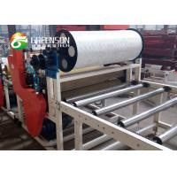 Cheap Sound Absorbing Gypsum Ceiling Tile Production Line / Making Machine for sale